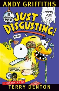 Just Disgusting! cover
