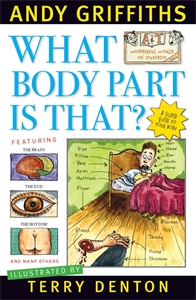 Cover - What Body Part Is That?