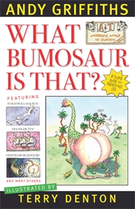 Cover - What Bumosaur is That?