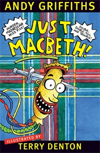 Cover - Just Macbeth