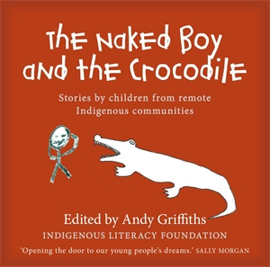 The Naked Boy and the Crocodile cover