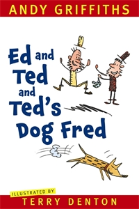 Cover - Ed and Ted and Ted's Dog Fred