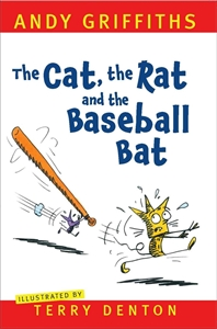 Cover - The Cat, The Rat and the Baseball Bat