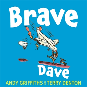 Cover - Brave Dave
