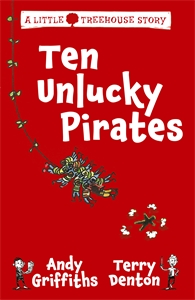 Cover - Ten Unlucky Pirates: A Little Treehouse Story 1
