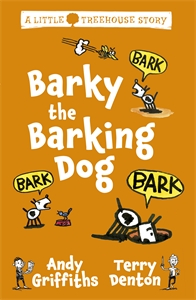 Cover - Barky the Barking Dog: A Little Treehouse Story 2