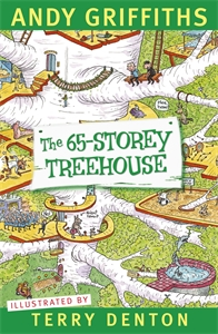 Cover - The 65-Storey Treehouse