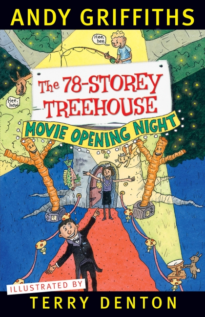 Cover - The 78-Storey Treehouse