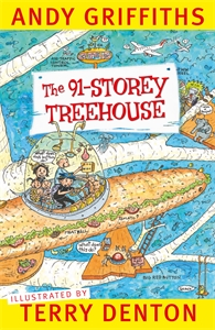 The 91-Storey Treehouse cover
