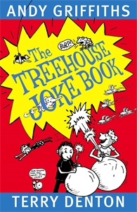 Cover - The Treehouse Joke Book