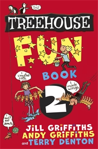 Cover - The Treehouse Fun Book 2