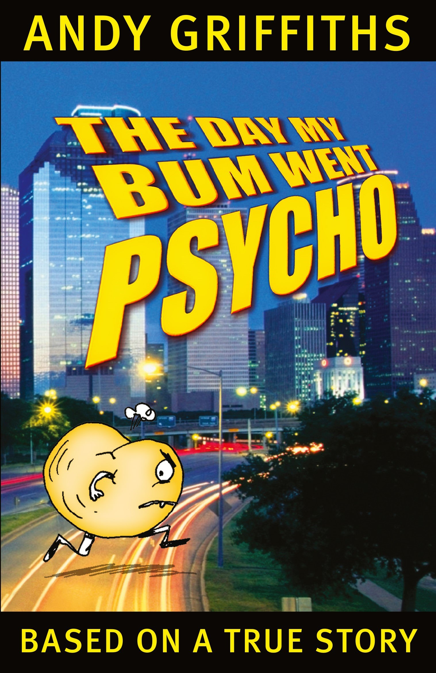 Cover - The Day My Bum Went Psycho