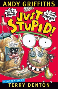 Cover - Just Stupid!