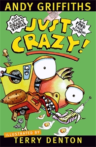 Cover - Just Crazy!