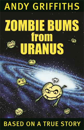 Cover - Zombie Bums from Uranus