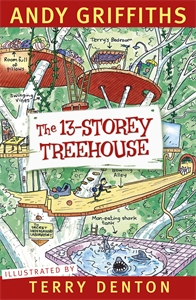 Cover - The 13-Storey Treehouse