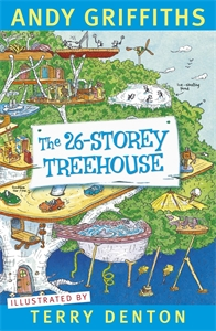 Cover - The 26-Storey Treehouse