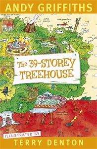 Cover - The 39-Storey Treehouse