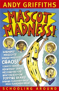 Cover - Mascot Madness!: Schooling Around 3