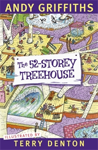 Cover - The 52-Storey Treehouse
