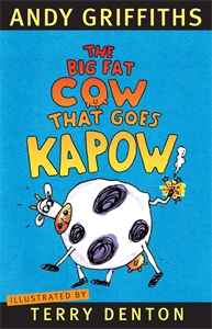 Cover - The Big Fat Cow that Goes Kapow