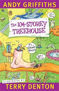 Cover - The 104-Storey Treehouse