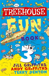 Cover - The Treehouse Fun Book 3